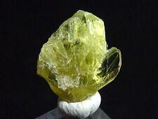 Chrysoberyll Kristall / Chrysoberyl crystal 9,5 mm Madagaskar (3069m)