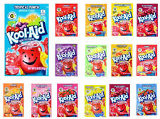 Kool Aid American Powder Mix Drink Single Sachets - Choose Your Flavour