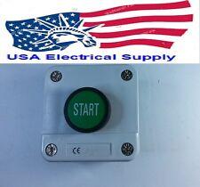 New Start  Push Bottom Switch Station 1-NO