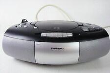 Grundig RRCD 1350 Radio Recorder Ghettoblaster Kassette CD und Radio Hi-739
