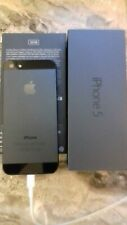 Apple iPhone 5 - 32GB - Black/Grey (EE) Works but smashed screen.