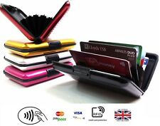RFID Card Blocking Contactless Debit Credit Minder Protector Sleeve Wallet R3 UK