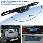 7 LED Night Vision Car Rear View Reverse Backup Parking Camera Waterproof  CMOS
