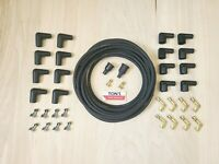 DIY Packard 440 7mm Copper Core Silicone EDPM CPE Spark Plug Wire Kit Wires v8