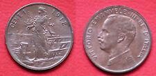 MONETA COIN REGNO ITALIA VITTORIO EMANUELE III° SAVOIA CENTESIMO (PRORA) 1912 #5