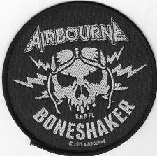 Airbourne - Boneshaker sew on patch