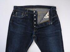 The Flat Head SE05BSP Selvedge Denim Jeans Size 34 fits 32 33 x 29 $315