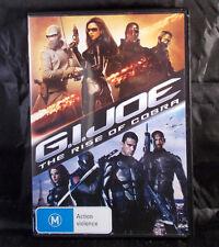 G.I. Joe: The Rise Of Cobra - Channing Tatum/Marlon Wayans - DVD - Region 4