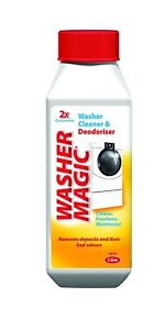 Washer Magic Washing Machine Cleaner Smell & Odour & Mould Remover Descaler WM6