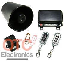 Omega K9 Mundial 5 New Car Alarm Automobile Security KeyLess Entry Anti Car