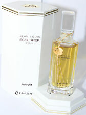 JEAN -LOUIS SCHERRER 0.25 OZ PARFUM SPLASH FOR WOMEN NEW IN BOX