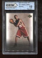 Lebron James RC 2003-04 Upper Deck Box Set #14 Rookie GEM MINT 10
