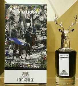 Penhaligon's The Tragedy of Lord George EDP 75 ml / 2.5 fl.oz new with box