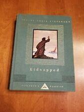 Kidnapped by Robert Louis Stevenson (Hardcover/Illustrated/Bo rzoi) [1994]