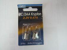 DORCY 2C/2AA KRYPTON 2.2V 0.47A 2PCS