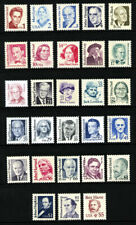 2168-2196 GREAT AMERICANS MINT XF-NH