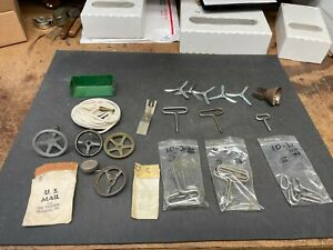 Buddy L Keystone Sturditoy Repair Parts Lot As Shown - Repair/Replace/Restore