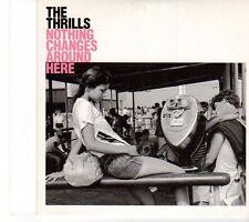 (EW993) The Thrills, Nothing Changes Around Here - 2007 DJ CD