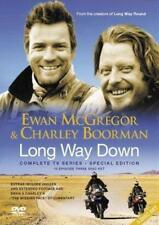 Long Way Down DVD -  by Charley Boorman, Ewan McGregor
