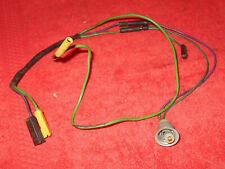1966 Fairlane GT GTA Comet Caliente Cyclone ORIG DELUXE SEAT BELT REMINDER LIGHT