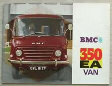 BMC 350 EA VAN Sales Brochure Aug 1968 #2564