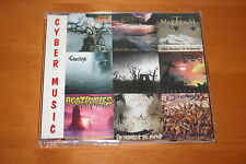 """V/A """"Cyber MUSIC PROMO"""" CD 1994 RARE COLLECTOR'S ITEM Dissect ceremony Morbius"""