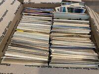 HUGE Lot of 1,500+ MIXED Vintage Postcards MI FL ANIMALS LIGHTHOUSES LANDMARKS