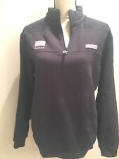 Mens Vineyard Vine Blue Boston  Shep Sweatshirt With USA Flag Size S