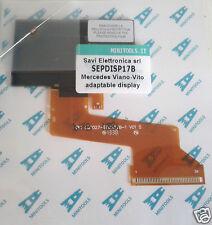 DISPLAY LCD   SEPDISP17B  MERCEDES VIANO  MERCEDES VITO