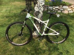 Salsa mountain bike