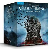 IL TRONO DI SPADE LA SERIE TV COMPLETA 01 - 08 (33 BLU-RAY) BOX Game of Thrones