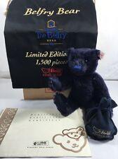 Steiff Belfry Bear 2004 Ltd Edition UK & Ireland Special - 822/1500 - EAN:661808