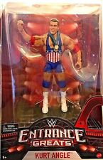 WWE ENTRADA Greats KURT ángulo MATTEL Juguete Figura de acción de Lucha Libre