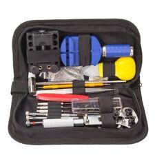 Baban Uhrenwerkzeug Set 147tlg Uhrmacherwerkzeug Uhr Werkzeug Tasche Reparatur