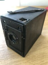 Box Ensign Camera Including Original Instruction Manual