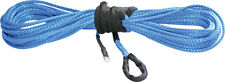 """KFI SYNTHETIC WINCH CABLE BLUE 15/64""""X38'"""