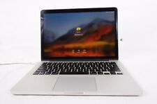 "Apple Macbook Laptop Pro Early 2015 13"" Retina 8GB 2.7Ghz Intel Core i5 128SSD"