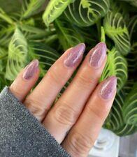 Julep Nail Polish Queen Anne - .27oz/8ml   Purple ombre man glitter accent