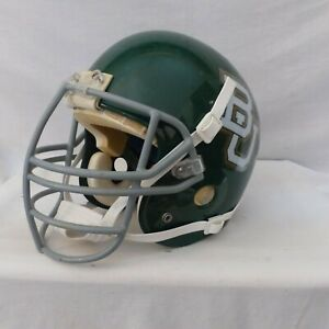 "VINTAGE "" BAYLOR BEARS  "" CUSTOM AIR PRO II, GAME USED FOOTBALL HELMET"