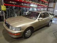 AUTOMATIC TRANSMISSION OUT OF A 1993 LEXUS LS400 WITH 49,637 MILES
