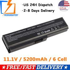 Battery For Toshiba Satellite A655 A660 L600 L675 L675D L700 L745 L750 PA3817U