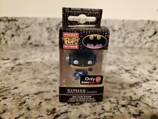 Funko Pop! Pocket Keychain Heroes Batman Gamer Gamestop Exclusive
