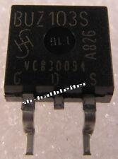 10 Stück - BUZ103S-E3045  SIEMENS  SIPMOS N-Channel Power Transistor