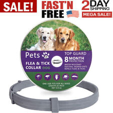 Bayer Seresto Flea and Tick Collar for Small Dog 8 Months Protection Control
