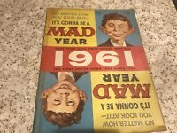 MAD #61 Magazine, EC Comics 1961