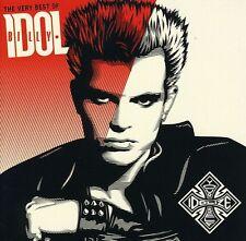 Billy Idol - Idolize Yourself: Very Best of [New CD] Bonus DVD