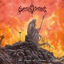 "Gates Of Ishtar ""The Dawn Of Flames""  Gatefold Tranparent Red Vinyl LP + CD"