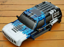 XTC CRAWLER FREE MEN RC MONSTER TRUCK KAROSSE LEXAN 1:10 BODY COVER KARROSSE NEU