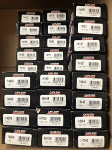Carlson Bulk Lot - Disc Brake Caliper Guide Pin Kits - 16 sets