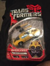 Transformers Movie Bumblebee Classic Camaro Deluxe Class Sealed with keychain